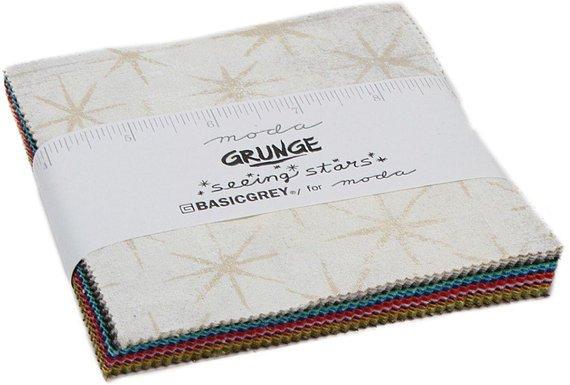 Grunge 5 charm pack