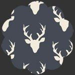 Hello Bear Buck Forest Twilight HBR 4434-3