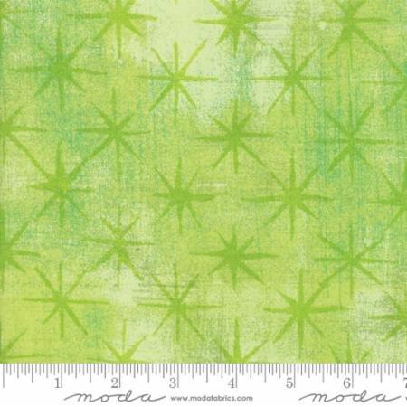 Grunge Stars Key Lime 30148 52