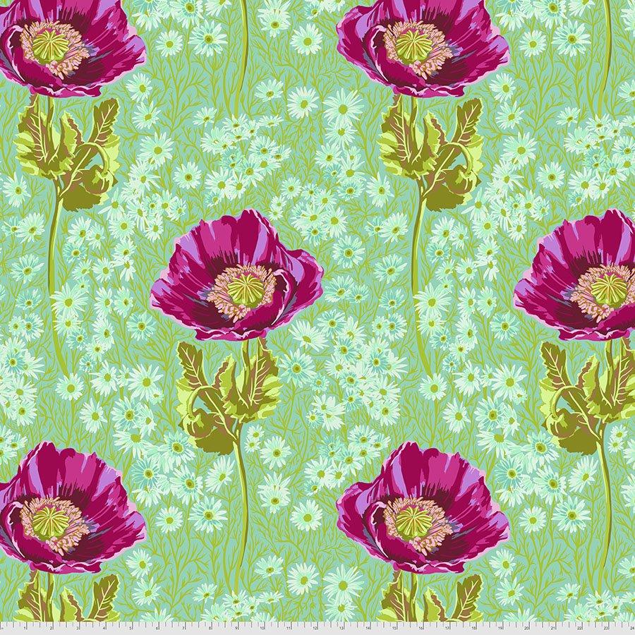 Bright Eyes by Anna Maria for FreeSpririt Fabrics Bossy Meadow  PWAH150.Meadow