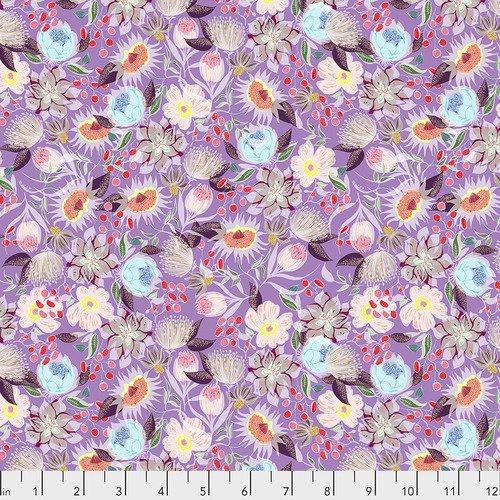 Free Spirit Vibrant Blooms Meadow - Lavender