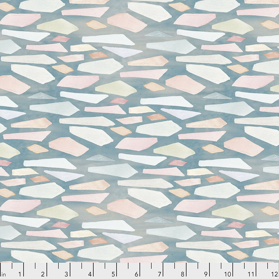 Free Spirit Time & Tide PWSR039.Ocean Beachglass-Ocean