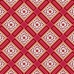 Marcus Red & Blue 8399 0511 Tiles Red