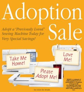 adopt a machine
