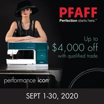 Pfaff Performance Icon sale