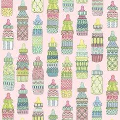24451-P Pink Bottles