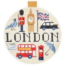 Travel Round ~ London ~ Kirk & Bradley