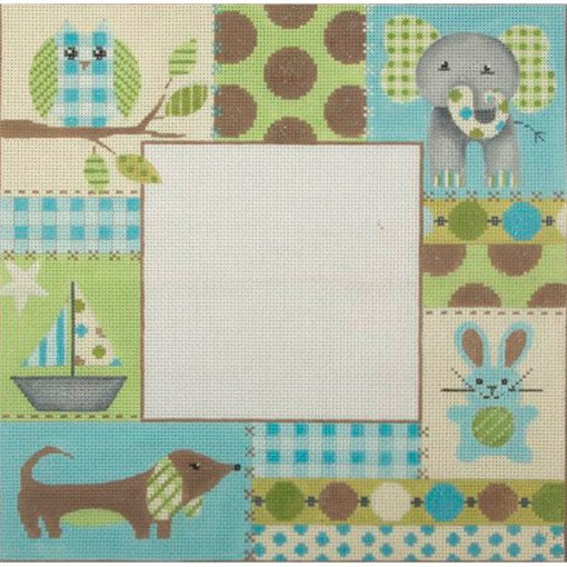 Animal Patchwork II ~Alice Peterson Co.