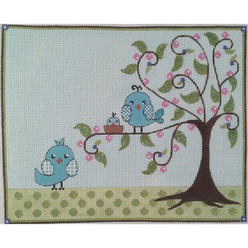Bird Family ~ Alice Peterson Co.