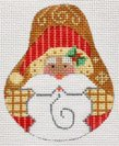 Christmas Pears Club ~ Santa ~ CH Designs
