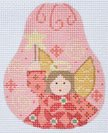 Christmas Pears Club ~ Angel ~ CH Designs