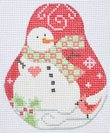 Christmas Pears Club ~ Snowman ~ CH Designs