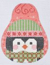 Christmas Pears Club ~ Penguin ~ CH Designs