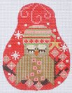 Christmas Pears Club ~ Christmas Owl ~ CH Designs
