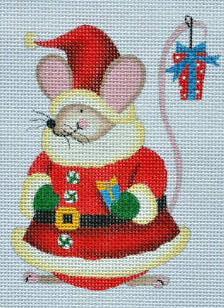 Santa Mouse ~ Lainey Daniels ~ Danji Designs