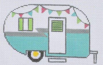 Camper Van ~ Blue ~ Zia ~ Danji Designs