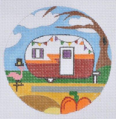 Camper Van ~ Thanksgiving ~ Zia ~ Danji Designs
