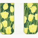 Eye Glass Case ~ Yellow Tulips ~ Whimsy & Grace