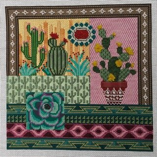 Southwest Sampler ~ JP Needlepoint