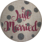 Just Married ~ Needle Bug