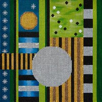 Total Eclipse ~ JP Needlepoint
