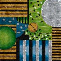 Solar System ~ JP Needlepoint