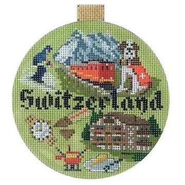 Travel Round ~ Switzerland ~ Kirk & Bradley