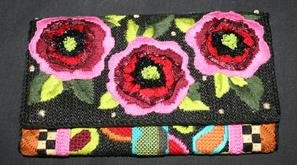 Clutch Purse - Florals & Paisleys