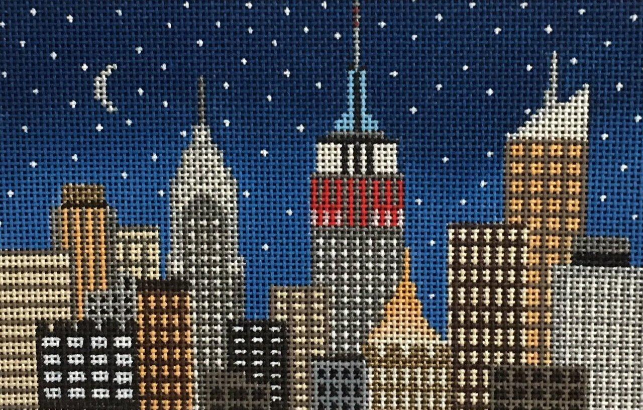 NYC at Nite ~ Amanada Lawford