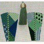 Winter Jewel Tones ~ Whimsy & Grace  (18 mesh)