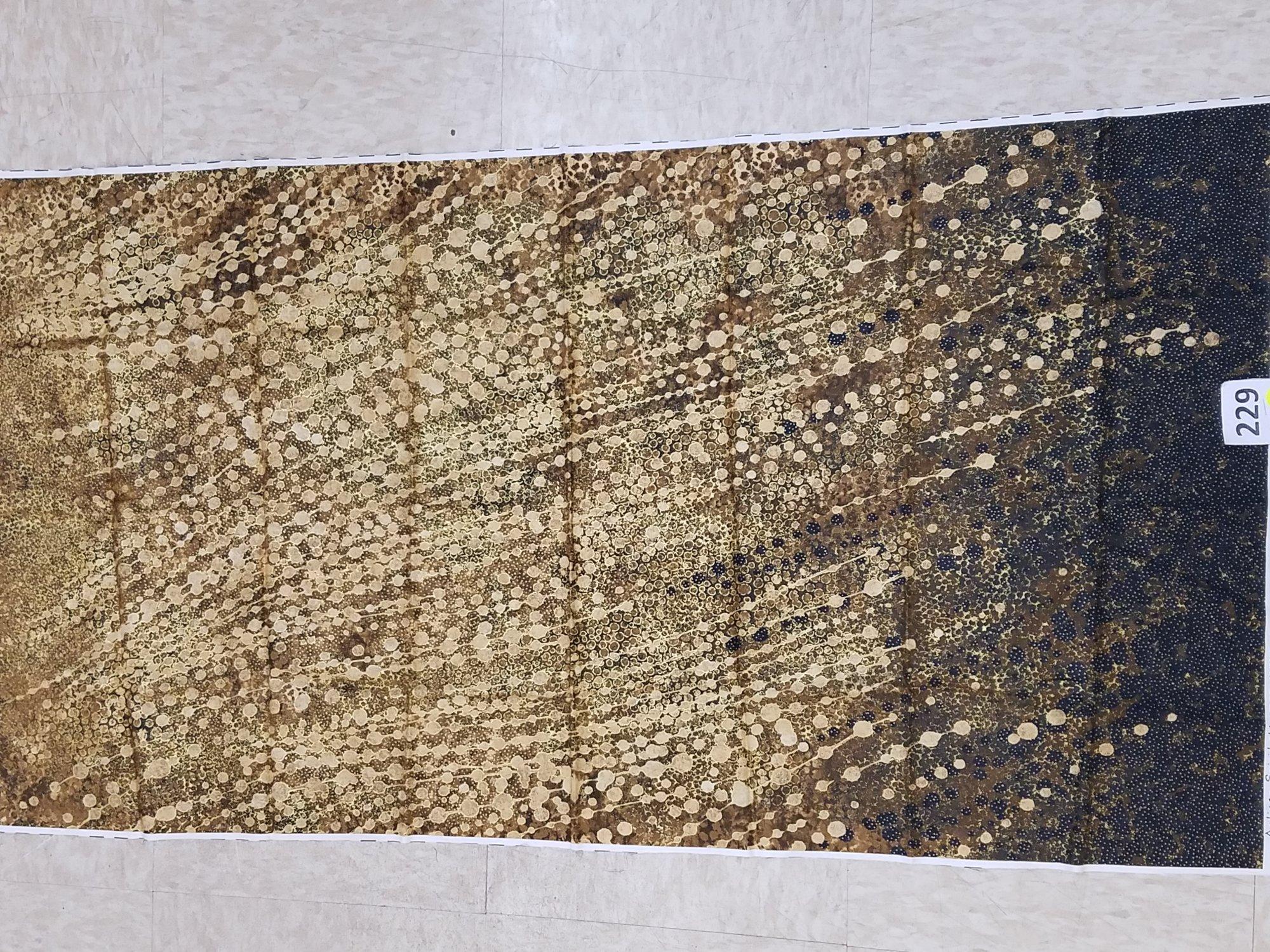 panel 229 shimmer echos brown