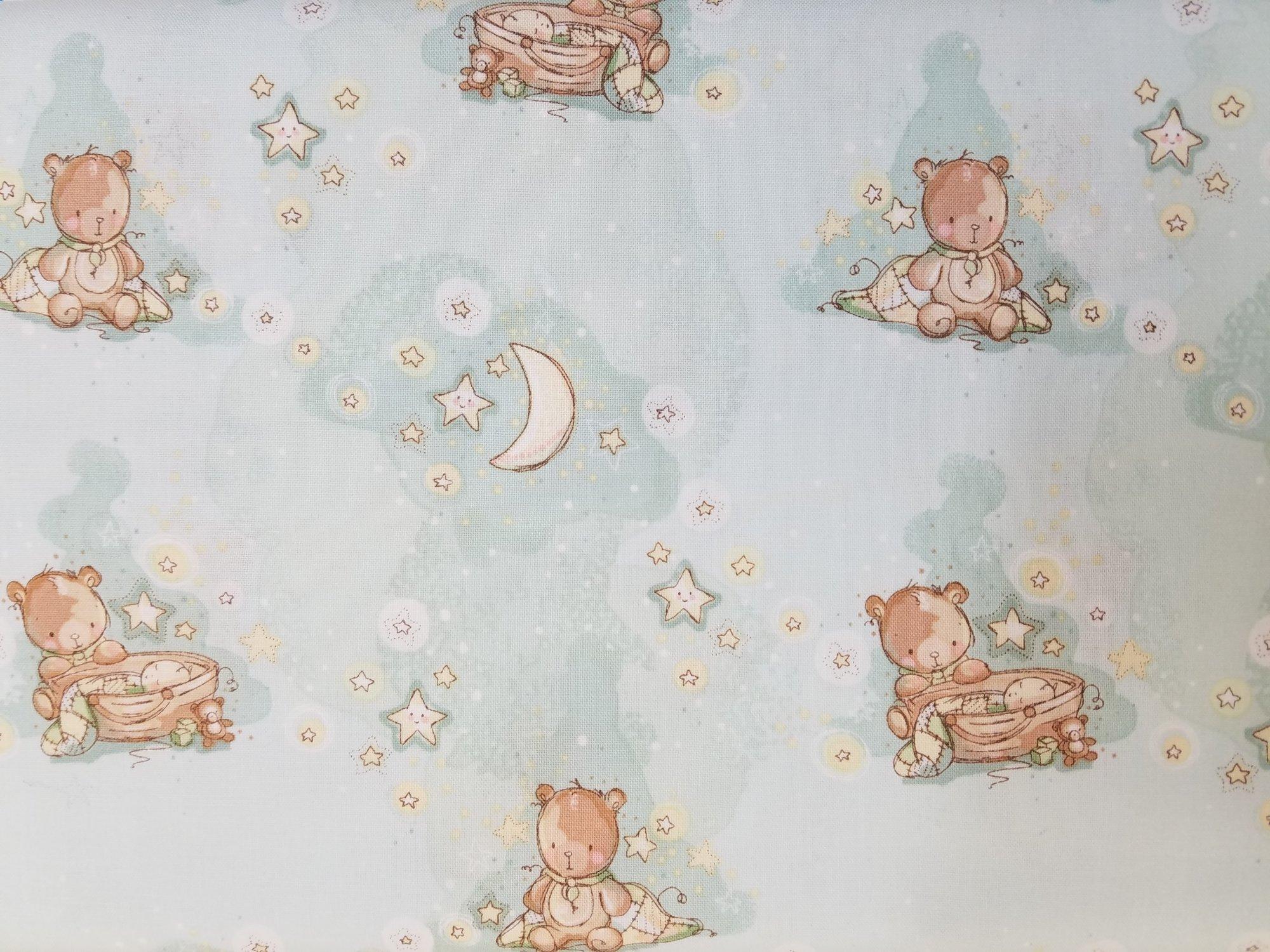 Bear Theme Print