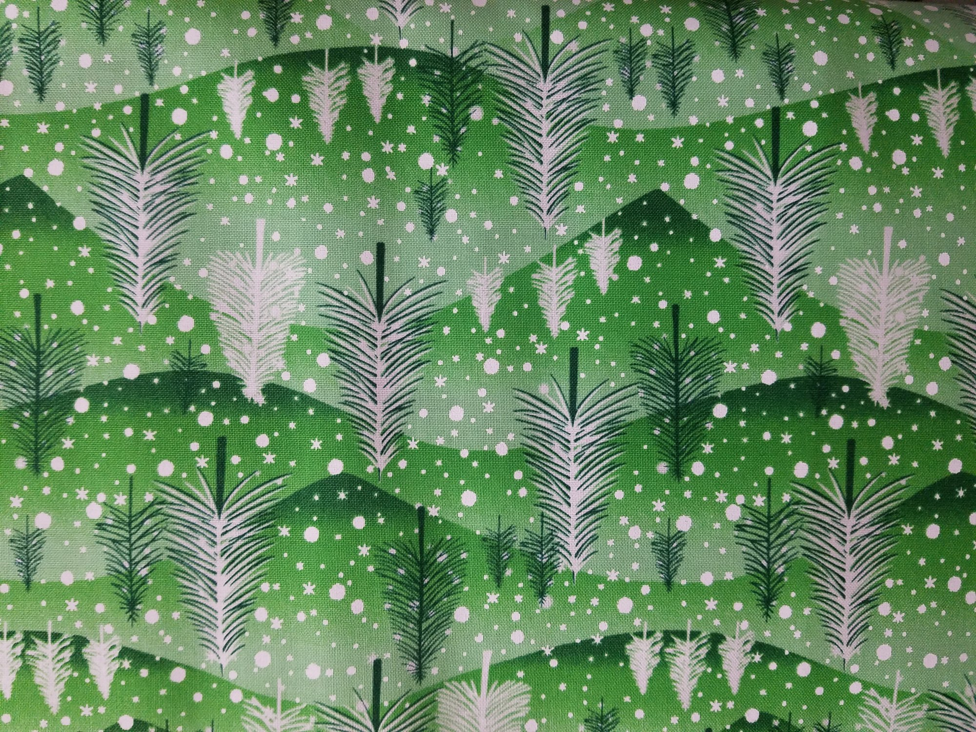Santa's Little Helpers-Trees