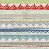 Adorn It, Chamberry Collection, Lace Cake Fabric, 00403