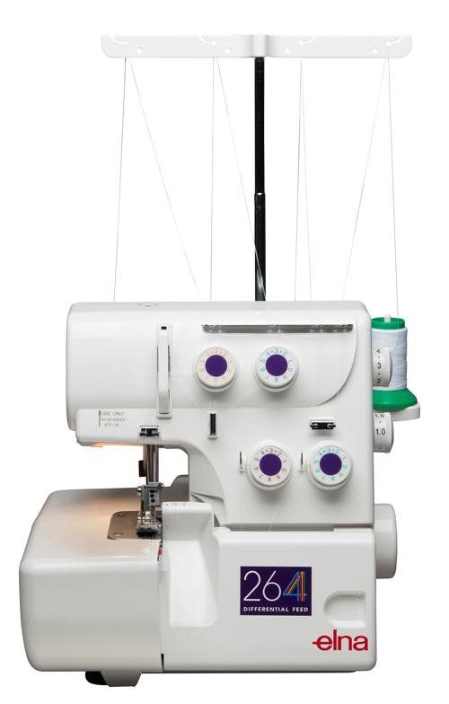 Elna Serger Model 264