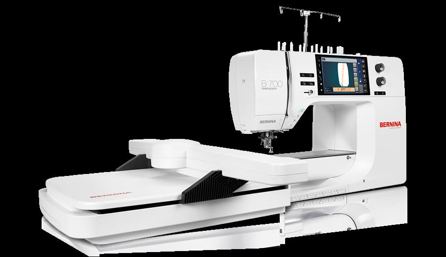 Bernina 700e with module