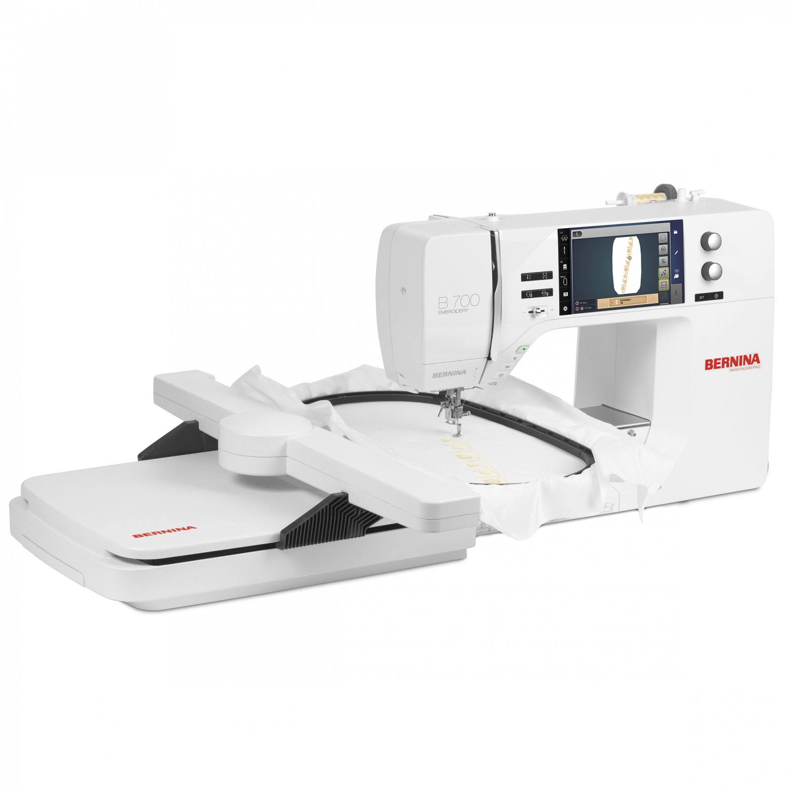 Used Bernina 700E with Module