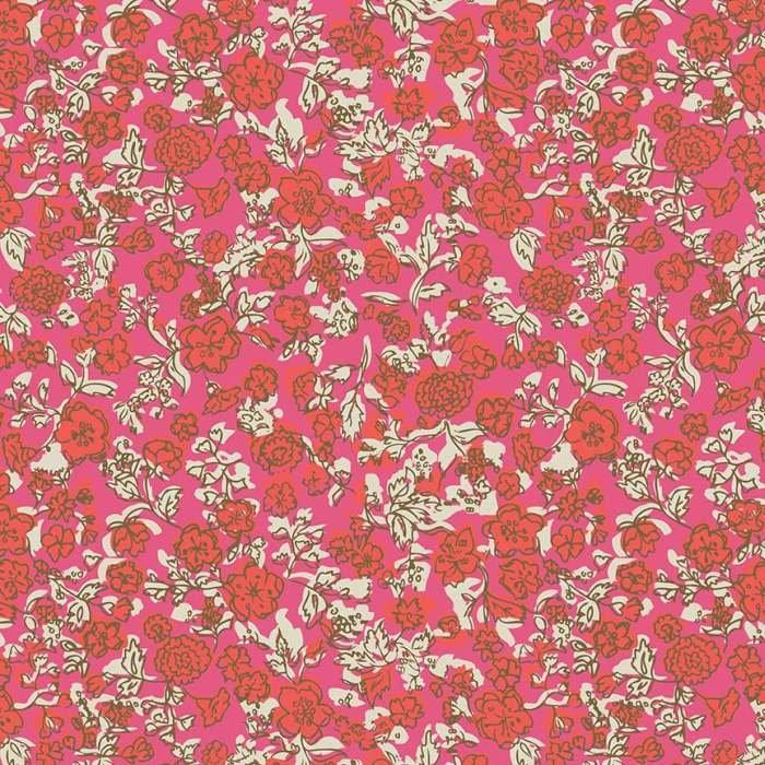 Riley Blake Ivy Mae C6123 pink