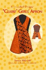 Claire Girls' Apron
