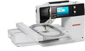 Bernina 580E With BSR