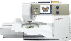 Used Bernina 630e