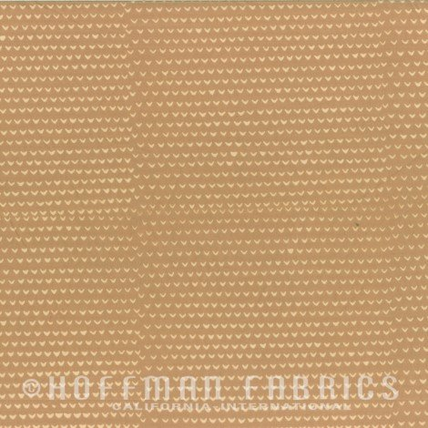 Hoffman 102-606 Prints Caramel