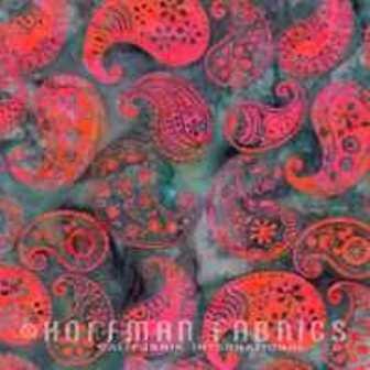 Hoffman M2746-589 April Paisley