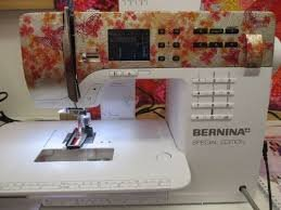 Used Bernina 350 Butterfly