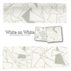 White on White Charm pk 42 5x5