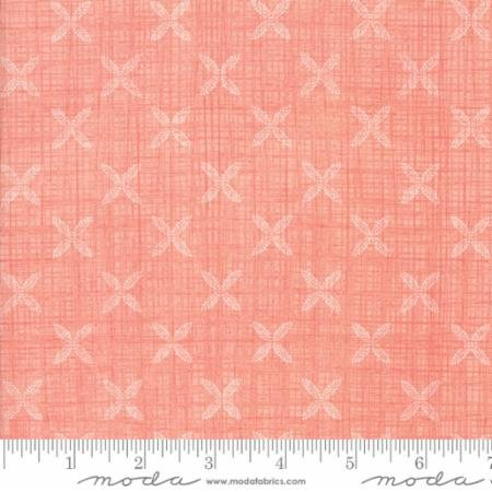 Bayberry Tile Blossom 13162 20 by Kate Birdie Paper Co for Moda
