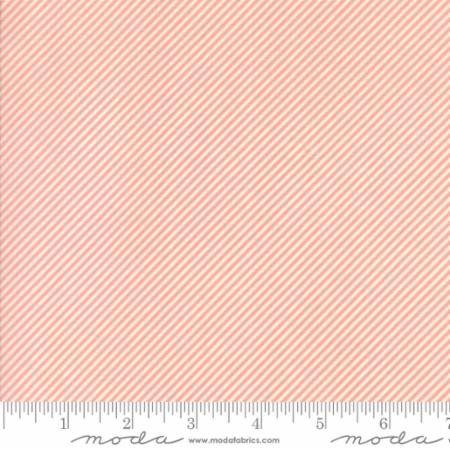 Bonnie Camille Basic Scrumptious Stripe Pink 55071 39 by Bonnie & Camille for Moda
