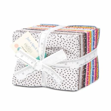 Just A Speck Fat Quarter Bundle by Jen Kingwell for Moda
