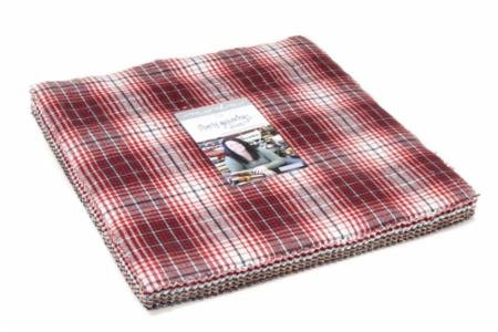 Liberty Gatherings Wovens Layer Cake 12709LC by Primitive Gatherings for Moda