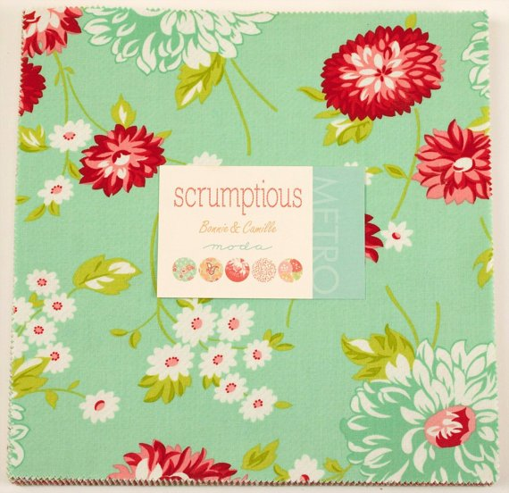 Custom Listing Carmen - Scrumptious Layer Cake by Bonnie and Camille for Moda